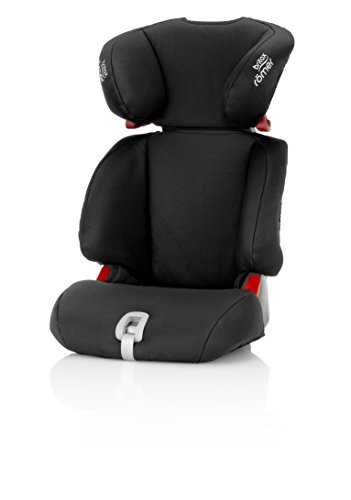 Britax Römer Siège-auto 15-36 kg, DISCOVERY SL, Isofix Groupe 2/3, Cosmos Black