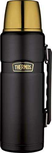 Très grand thermos flasque de 1,2 L en acier inoxydable