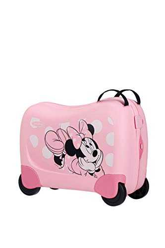 Samsonite Dream Rider Disney - Bagage Enfant, 51 cm, 28 Liter, Rose (Minnie Glitter)