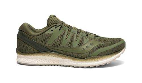 Saucony Freedom Iso 2, Chaussures de Fitness Homme, Vert (Olive Shade), 41 EU
