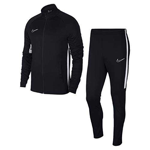 Nike M NK Dry Acdmy TRK Suit K2 Tracksuits Homme, Noir (Black/White 010), FR : S (Taille Fabricant : S)
