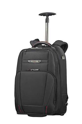 "SAMSONITE PRO-DLX 5 - Wheeled Sac à dos 17.3"" Laptop - 2.6 KG Sac à dos, Magnetic Grey"