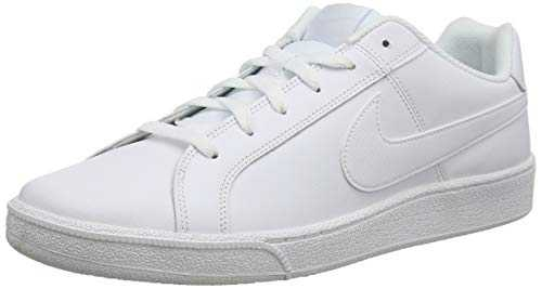 Nike Court Royale, Baskets Basses homme, Blanc (White 111), 42