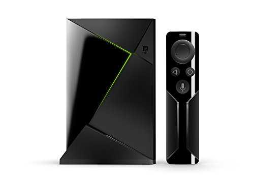 NVIDIA Shield TV - Appareil de streaming multimédia 4K HDR - Télécommande