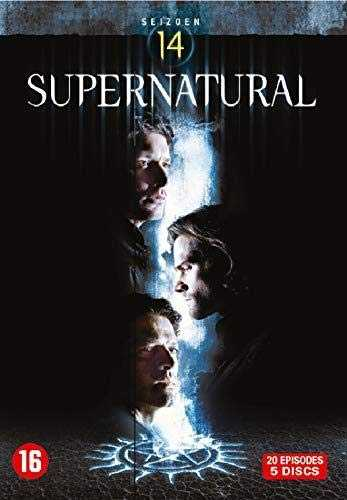 Supernatural-Saison 14 (avec Audio Francais) [DVD]