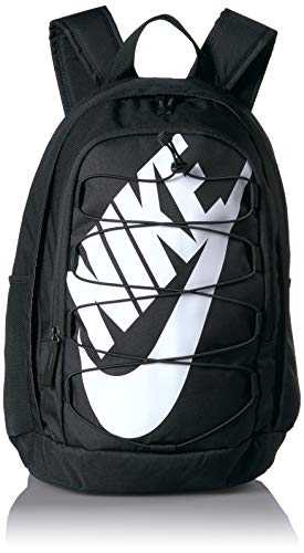 Nike NK Hayward BKPK-2.0 Sac à Dos de Sport Mixte Adulte, Noir (Black/White), 45 Centimeters