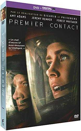 Premier contact [DVD + Copie digitale]