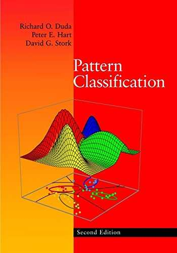 Pattern Classification 2e