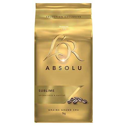 L'Or Absolu Sublime Grains 1 kg - Lot de 2