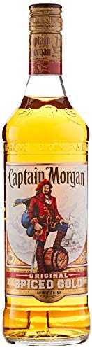 Captain Morgan Rhum Spiced Gold 70 cl