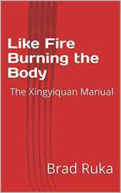Like Fire Burning the Body: The Xingyiquan Manual (The Sickness Kung Fu Quanpu Series Book 1) (English Edition)