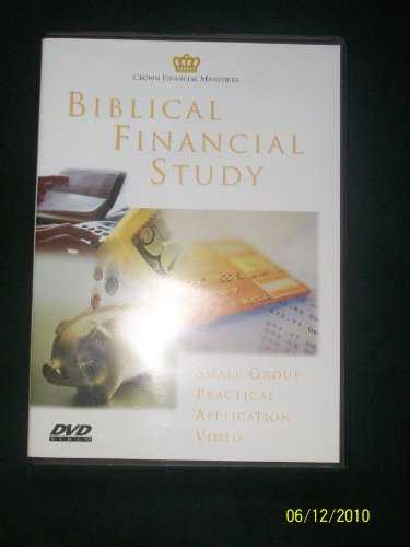 Biblical Financial Study Small Group Practical Application Video