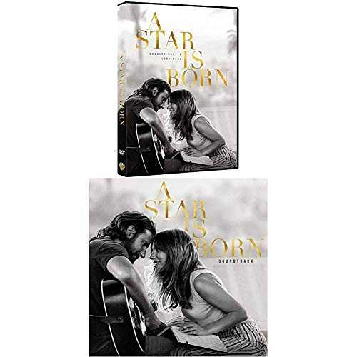 A Star is Born : Offre spéciale le film en DVD   le CD de la BO du film