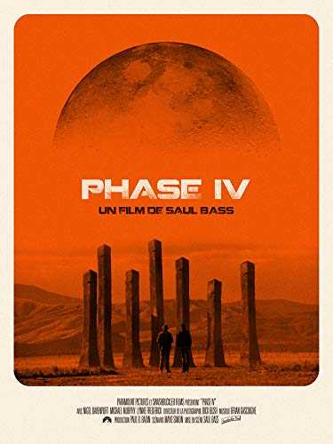 Phase IV [Édition Coffret Ultra Collector-Blu-Ray   DVD   Livre]