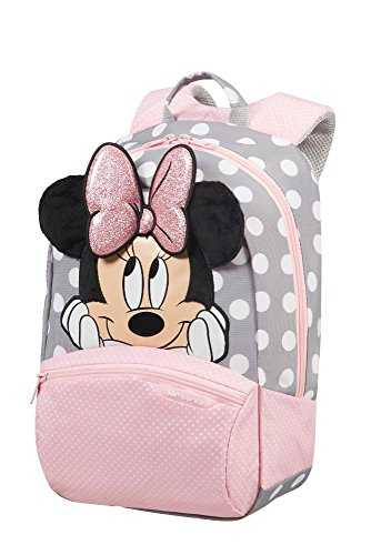 Samsonite Disney Ultimate 2.0 Backpack, 35 cm, 12 L, Multicolore (Minnie Glitter)