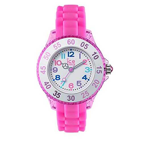 Ice-Watch - ICE princess Pink - Montre rose pour fille avec bracelet en silicone - 016414 (Extra small)