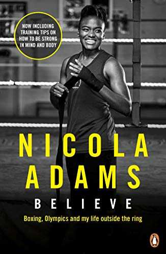 Believe: Boxing, Olympics and my life outside the ring (English Edition)