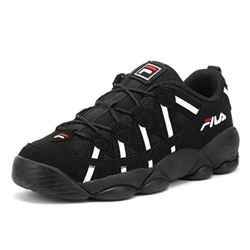 Fila Spaghetti Low Fille Baskets Mode Noir