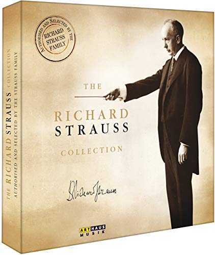 The Strauss Collection (11 DVD) [Box_Set]