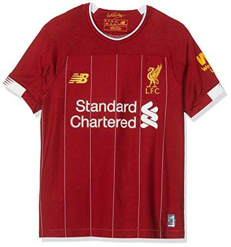 New Balance Liverpool FC 2019/20 Home Junior SS Maillot S/S XL Home