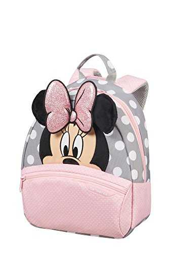 Samsonite Disney Ultimate 2.0 Children's Backpack, 29 cm, 7 L, Multicolore (Minnie Glitter)