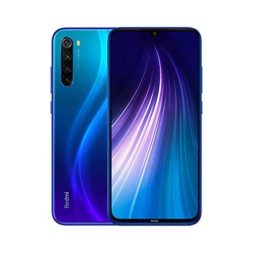 Redmi Note8 4 64Gb Blue EU