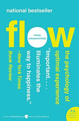 Flow: The Psychology of Optimal Experience (Harper Perennial Modern Classics) (English Edition)