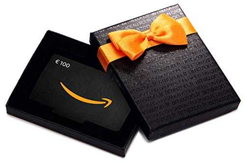 Carte cadeau Amazon.fr - €100 - Dans un coffret Amazon