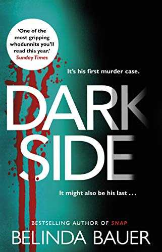Darkside: From the Sunday Times bestselling author of Snap (English Edition)
