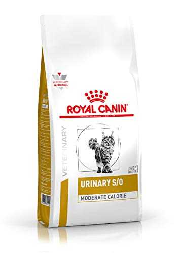 Royal Canin Urinary S/O Moderate Calorie UMC 34 Nourriture pour Chat 9 kg