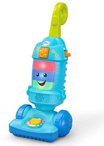 Fisher Price - Infant Toy - Laugh 'N Learn Vacuum - version anglaise