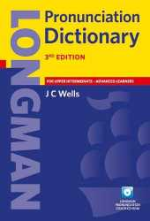 Longman Pronunciation Dictionary Paper and CD-ROM Pack 3rd Edition-