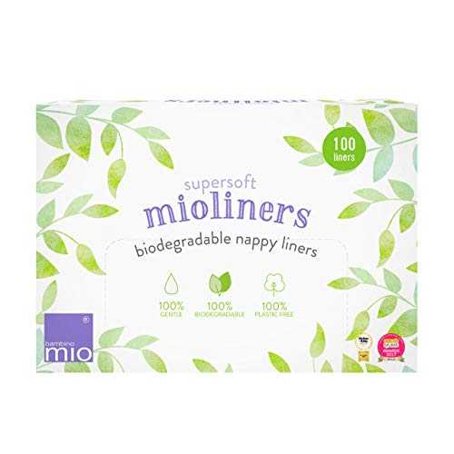 Bambino Mio, mioliners ultra-doux (voiles de protection)