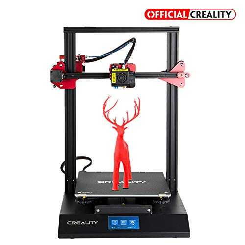 Magasin Direct Creality CR-10S Pro Imprimante 3D, nivellement Automatique, Impression de Reprise, Extrusion à Double engrenage et détection de Filament