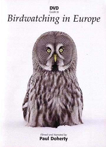The DVD Guide to Birdwatching in Europe [Import]