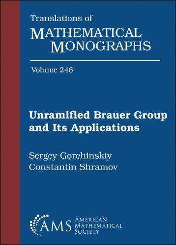 Unramified Brauer Group and Its Applications