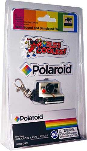 World's Coolest & Smallest Polaroid