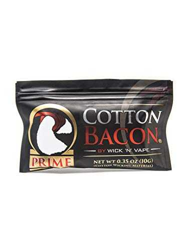 Cotton Bacon Prime WicknVape