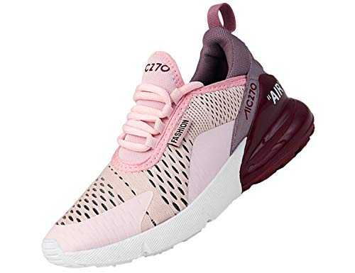 SINOES Femme Homme Basket Mode Chaussures de Sports Course Sneakers Fitness Gym athlétique Multisports Outdoor Casual Blanc 39 EU