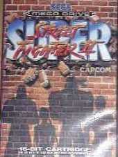 Super Street Fighter 2 [Megadrive FR]
