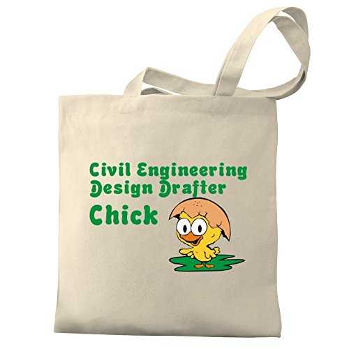 Eddany Civil Engineering Design Drafter Chick Sac Cabas