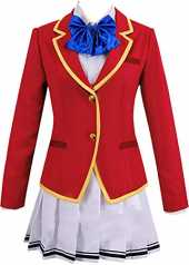 GSFDHDJS Cosplay Kostum for Classroom of The Elite Horikita Suzune