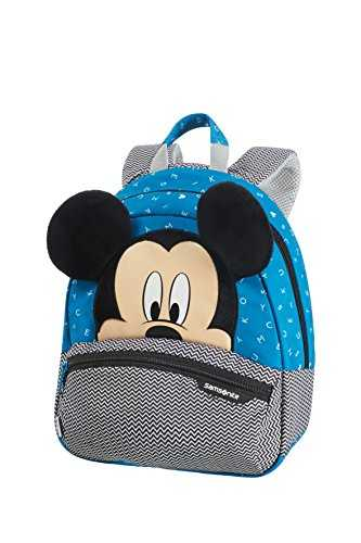 Samsonite Disney Ultimate 2.0 - Sac à dos pour enfant, 28.5 cm, 7 L, Multicolore (Mickey Letters)
