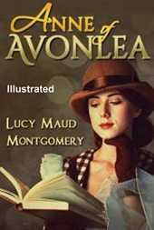 Anne of Avonlea Illustrated (English Edition)