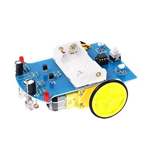 Snake Smart Line Tracking Intelligent Sensor Robot Suiveur Voiture Module DIY Kit