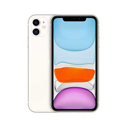 Apple iPhone 11 (64 Go) - Blanc