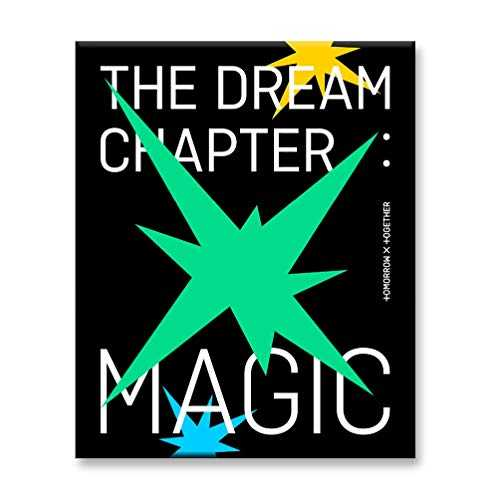 Bighit Tomorrow X Together TXT - The Dream Chapter : Magic [Arcadia ver.] Album Poster Extra Photocards Set