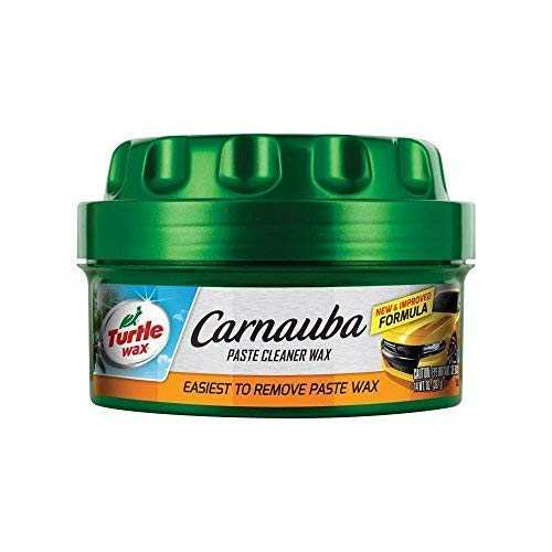 Turtle Wax 1830914 53045 Carnauba Cleaner Wax 372gr