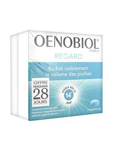 Oenobiol Regard Lot de 2 x 30 Comprimés
