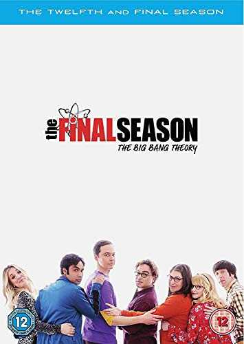 The Big Bang Theory-Saison 12